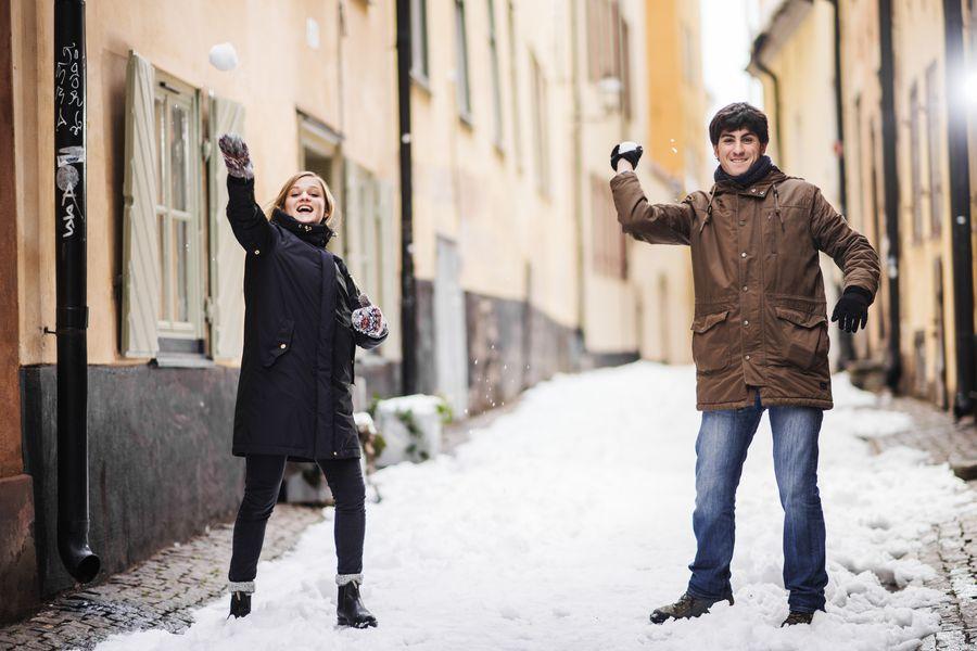 Winter Stockholm - Doets Reizen - Vakantie in Zweden - Credit Visit Sweden