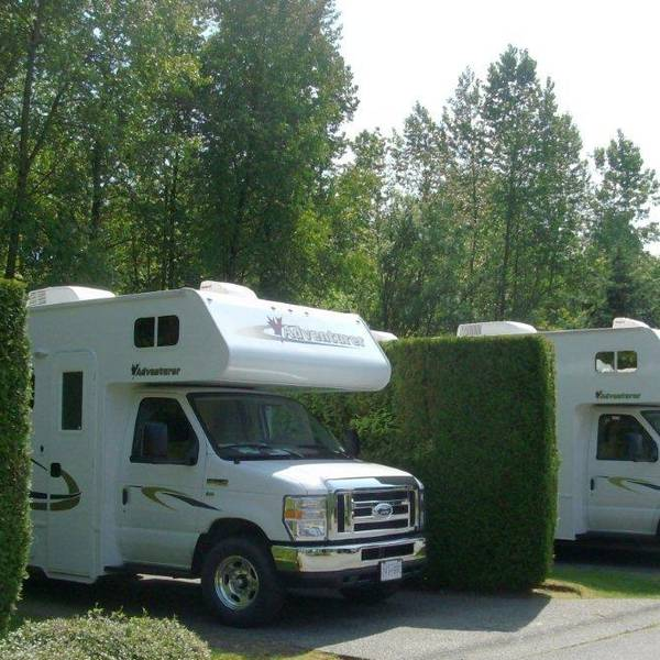 Burnaby Cariboo RV Park & Campground, camperplaats