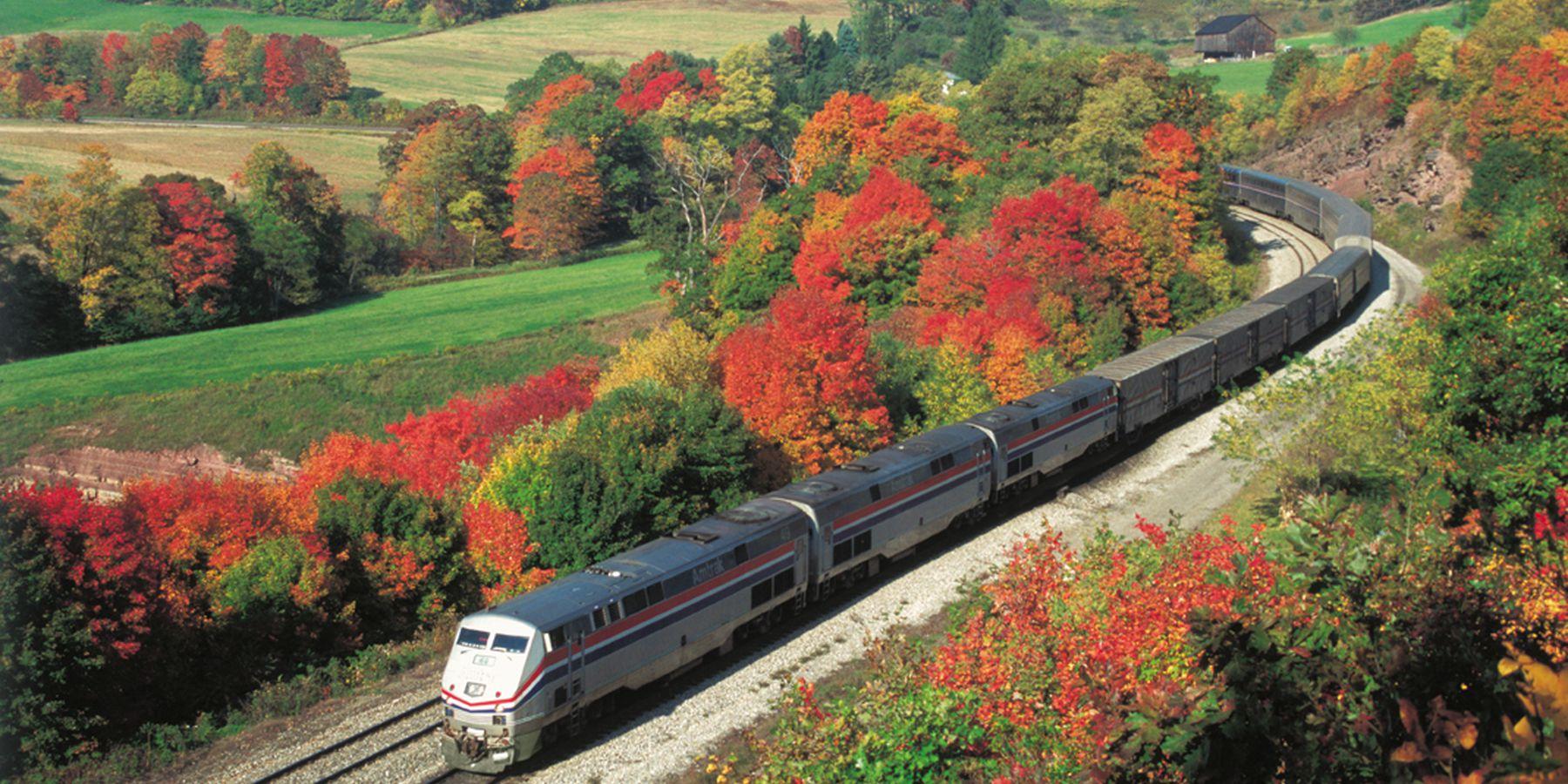 Amtrak - Treinreizen - Amerika - Doets Reizen