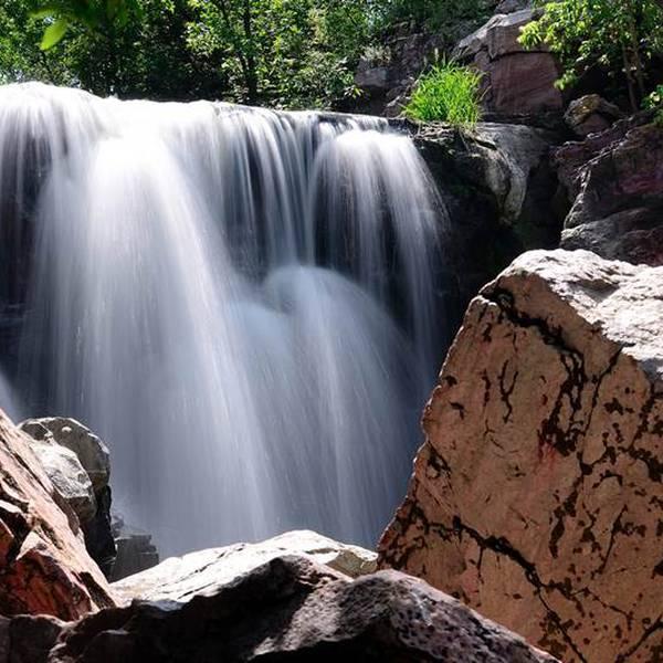 Pipestone National Monument - Minnesota - Amerika - Doets Reizen