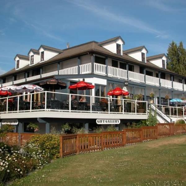 Lund Hotel - Buiten 2