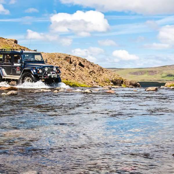 Essential Iceland Jeep Tour - IJsland - Doets Reizen