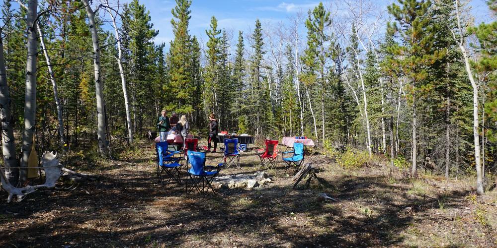Kamperen Whitehorse - Yukon - Canada - Doets Reizen