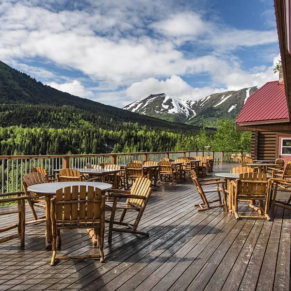Kenai Princess Wilderness Lodge 4