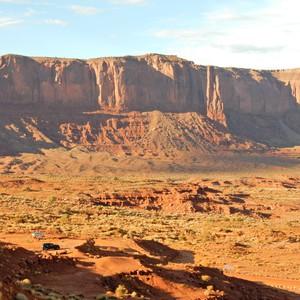 Met de jeep op pad naar Antelope Canyon - Dag 20 - Foto