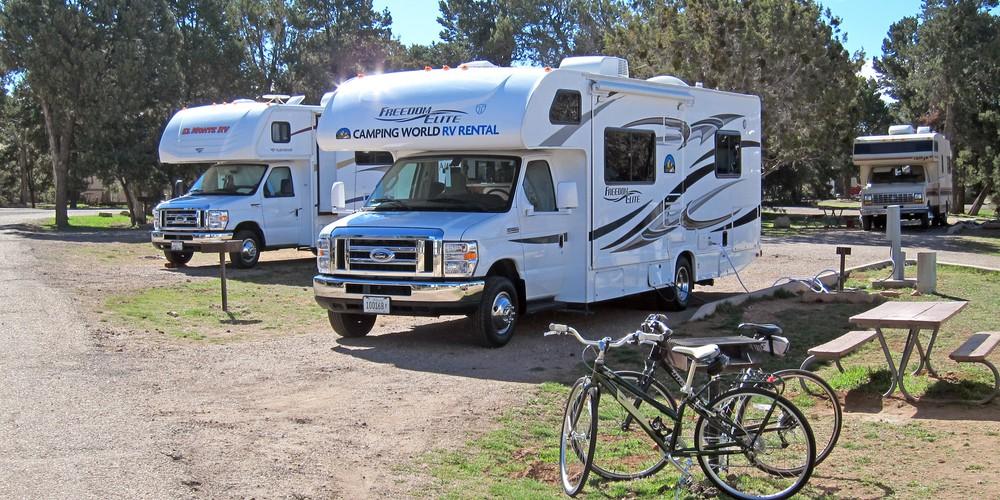 Trailer Village RV Park - Grand Canyon - Arizona - Doets Reizen