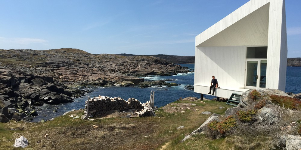 Squish Studio - Fogo Island - Newfoundland & Labrador - Canada - Doets Reizen