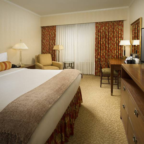Mayflower Park Hotel - kamer