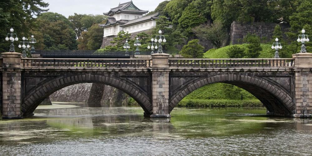 Imperial Palace - Tokyo - Japan - Doets Reizen