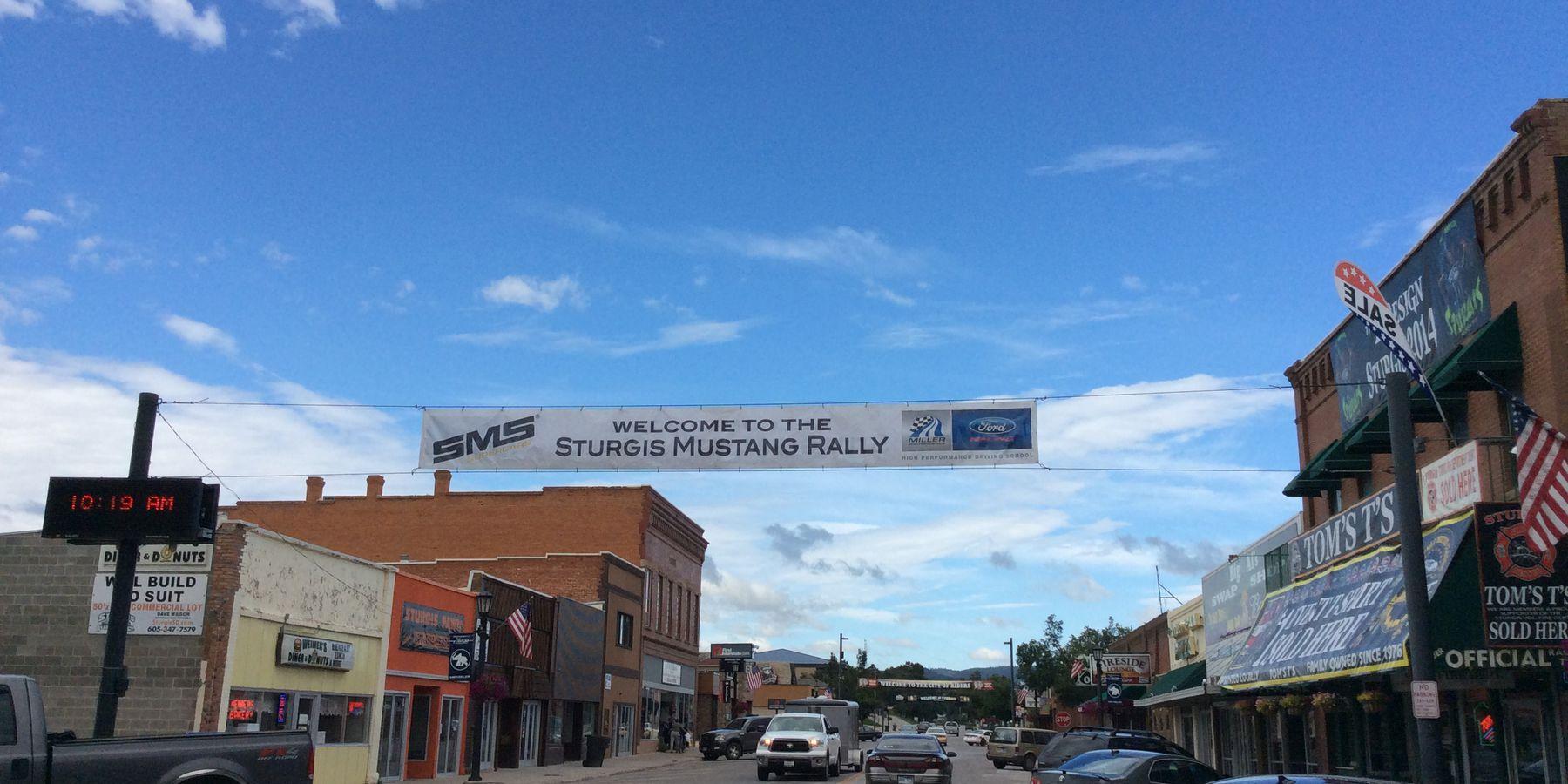 Sturgis - South Dakota - Amerika - Doets Reizen
