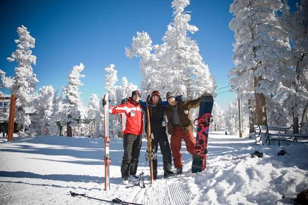 Wintersport - Heavenly Lake Tahoe - California - Amerika - Doets Reizen