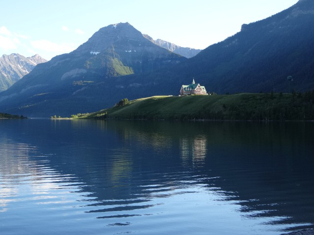 Waterton Lakes NP Alberta