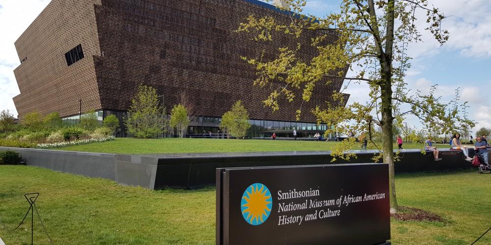 National Museum of African History - Washington D.C. - Doets Reizen