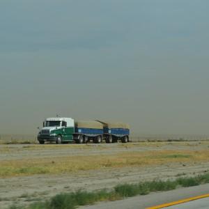 Route van road bear naar Palm Springs - Dag 3 - Foto