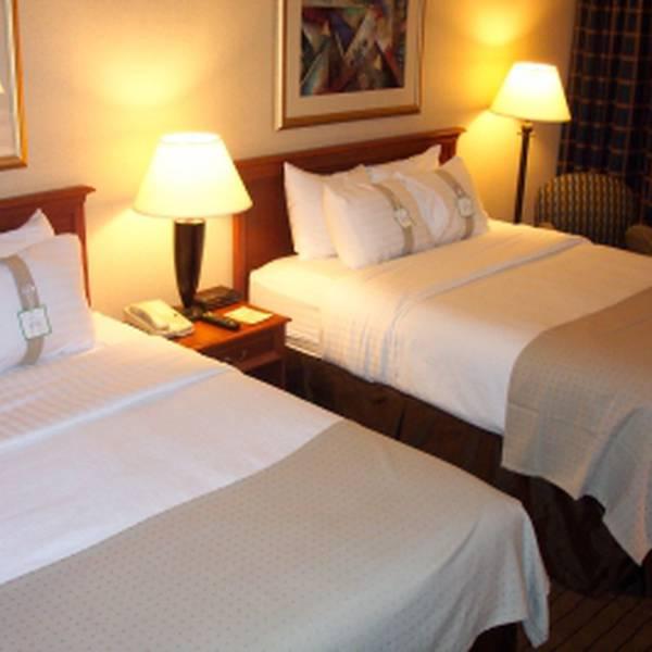 Holiday Inn Great Falls - kamer