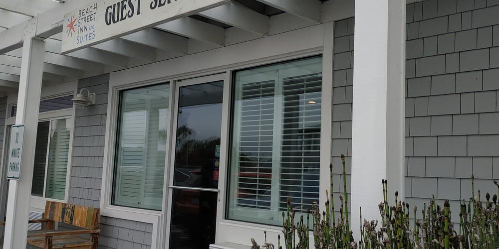 Beach Street Inn - Santa Cruz - California - Amerika - Doets Reizen
