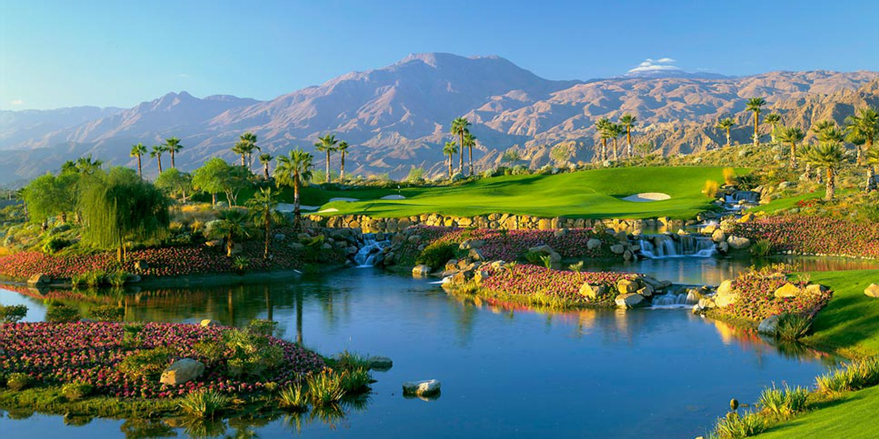 Golfen California - Amerika - Doets Reizen
