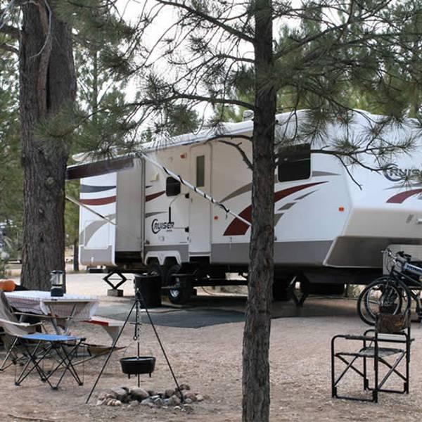 Ruby's Inn RV Park and Campground - camperplaatsen