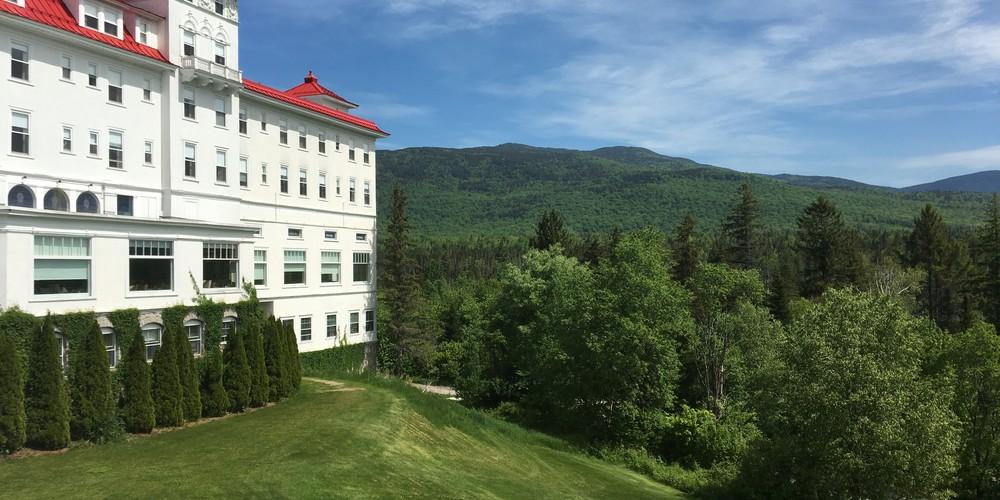 White Mountains - New Hampshire - Amerika - Doets Reizen