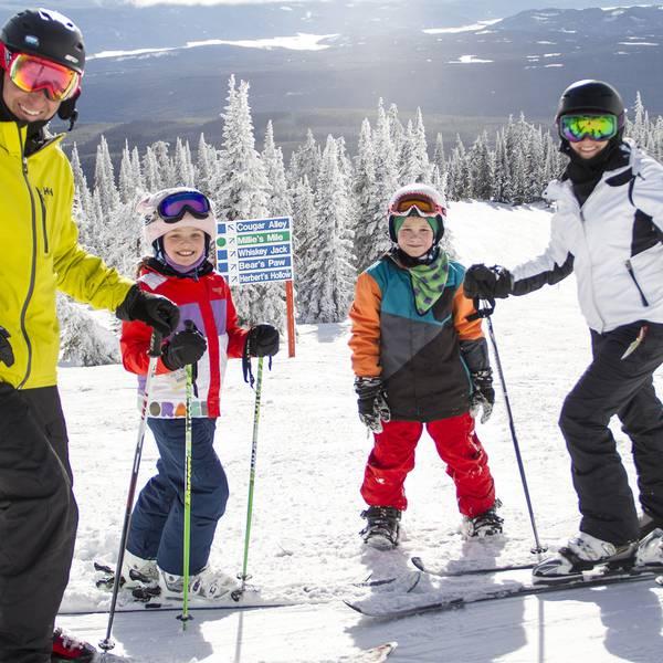 Wintersport - Big White - Kelowna - British Columbia - Canada - Doets Reizen