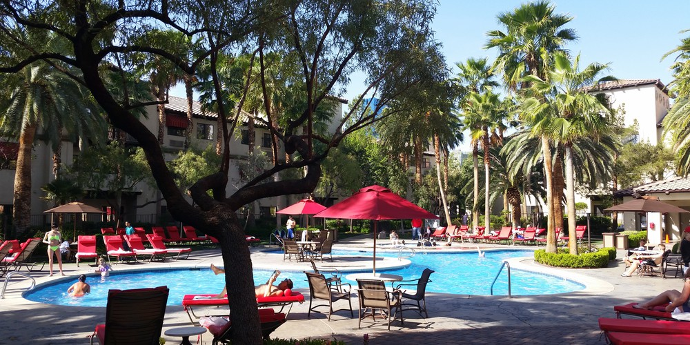 Tuscany Suites Las Vegas Nevada