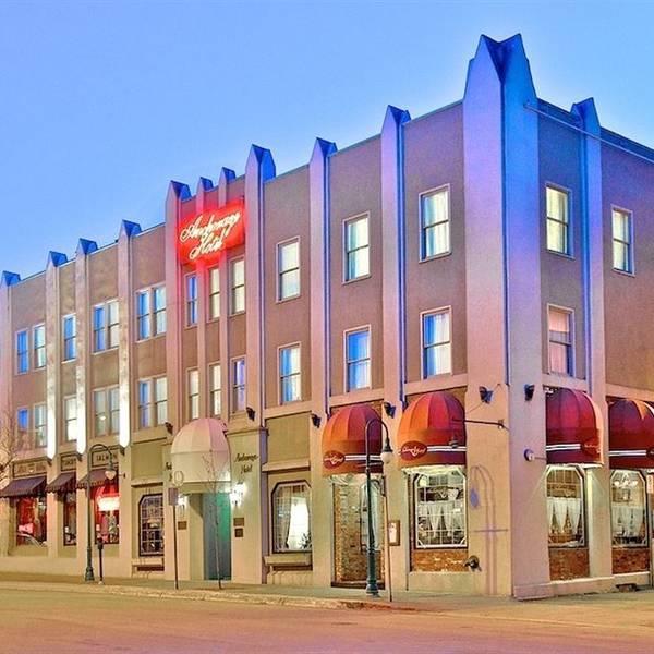 Historic Anchorage Hotel - 3