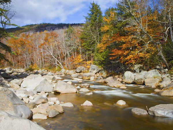 White Mountains - New Hampshire - Amerika - Doets Reizen