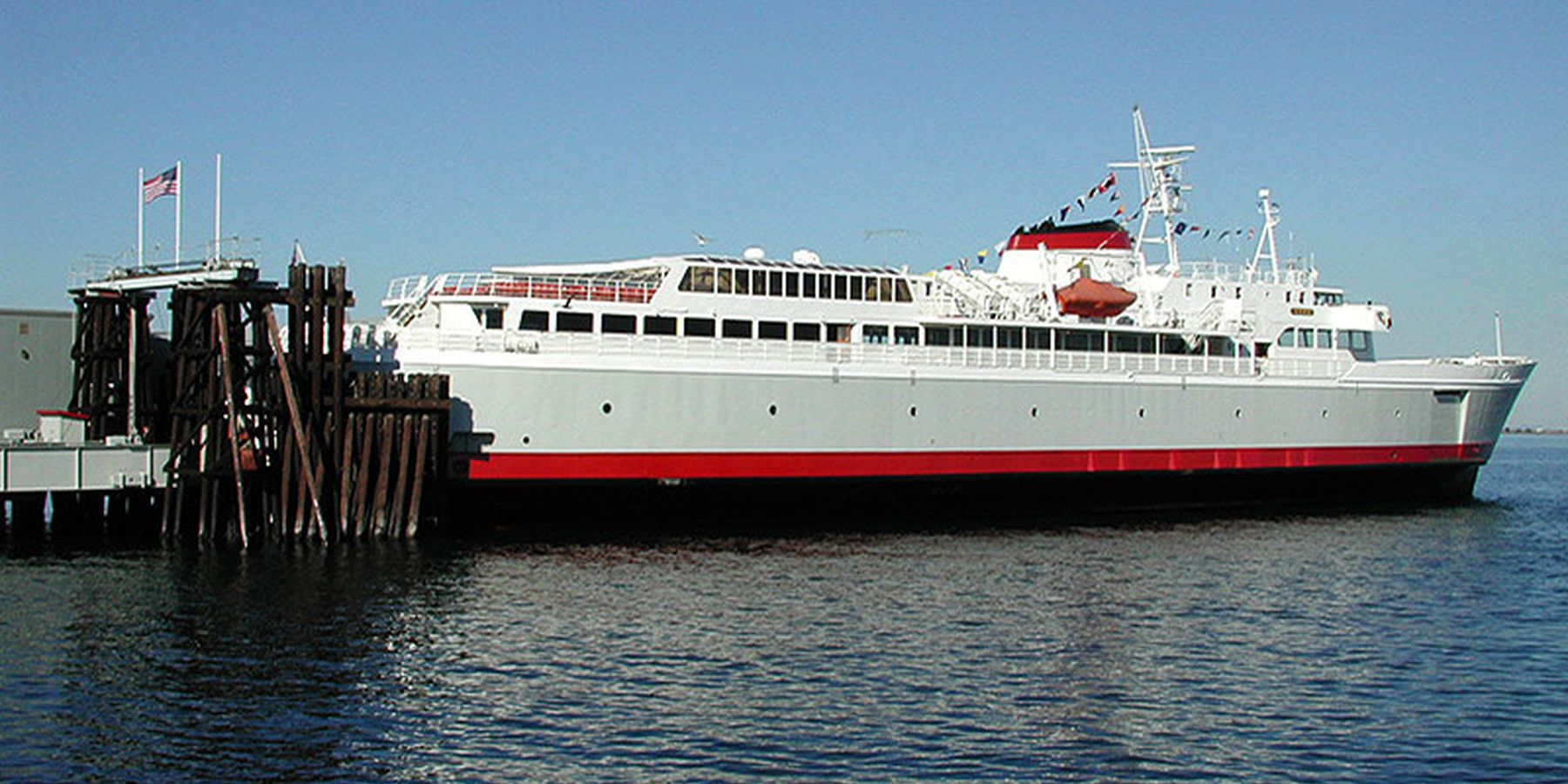Ferry Victoria - Port Angeles (v.v.)