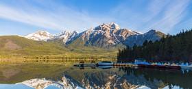 Autorondreis West-Canada vanaf Calgary