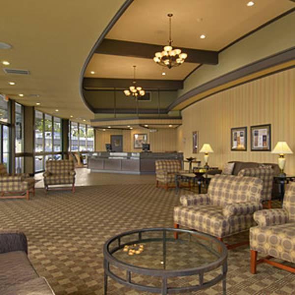 Red Lion Inn Coos Bay - lobby