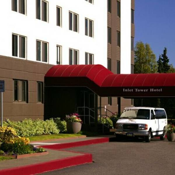 Inlet Tower Hotel anchorage - 2