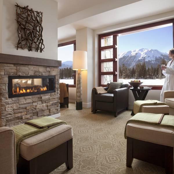 Fairmont Jasper Park Lodge in Jasper National Park Canada - Wintersport Canada - Doets Reizen