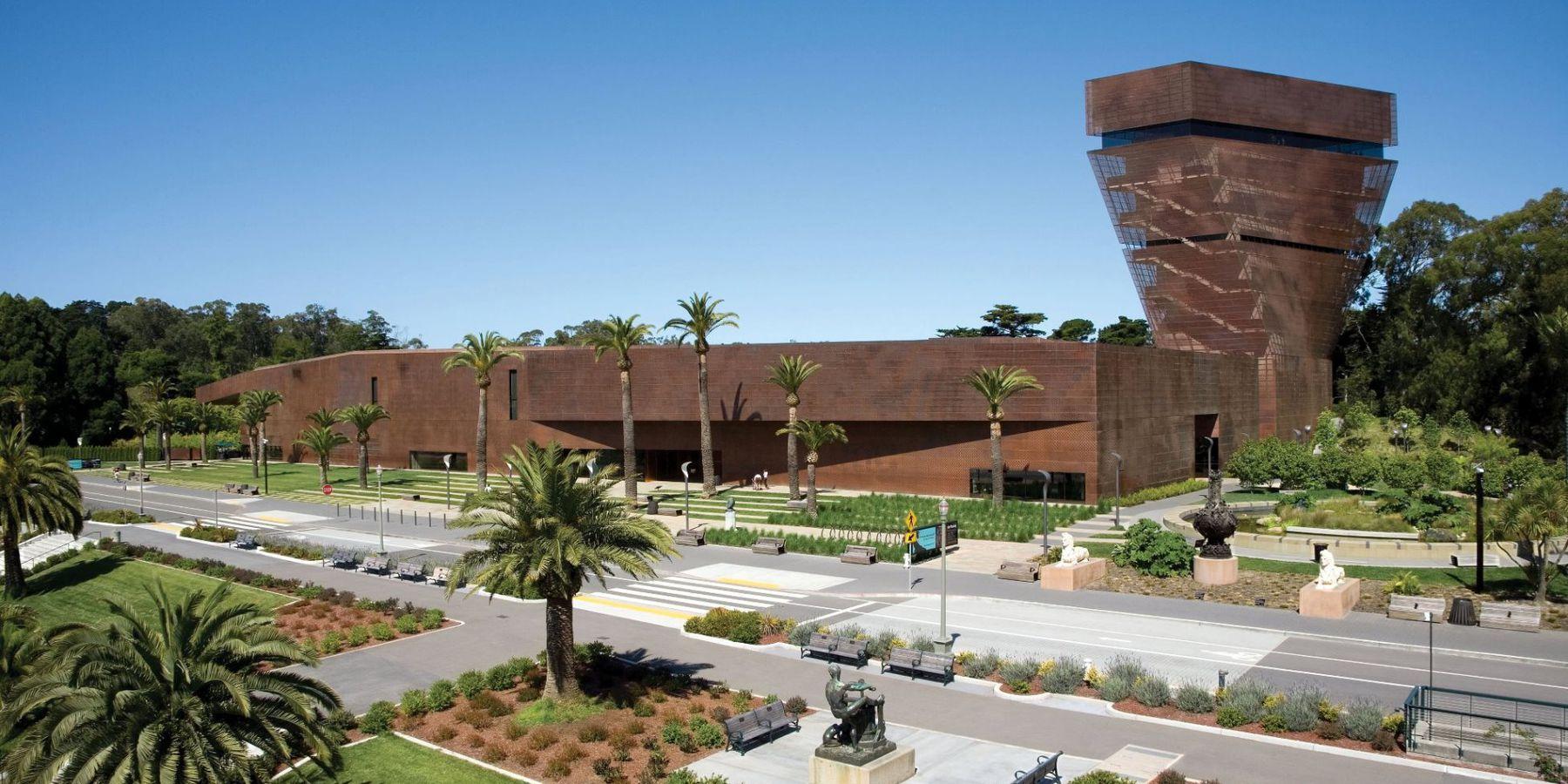 De Young Museum - San Francisco - California - Amerika - Doets Reizen