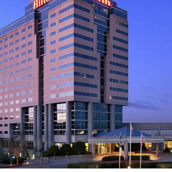 Hilton hotel Atlanta Airport - Hotel