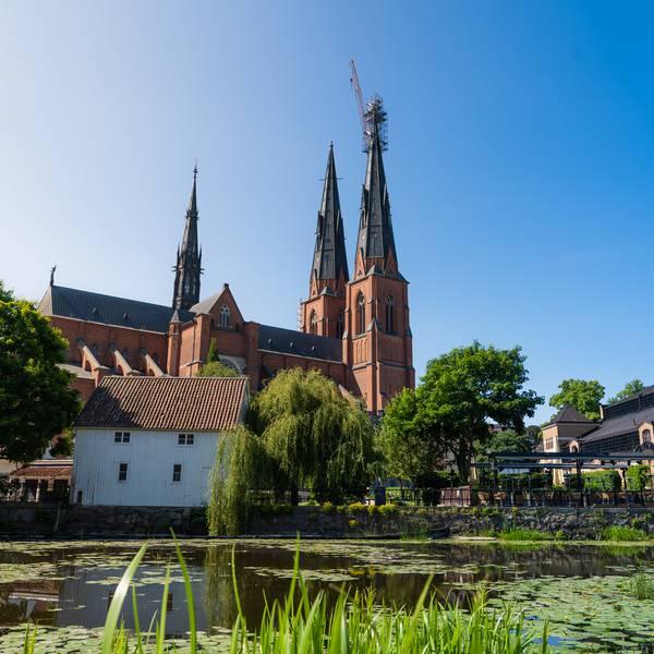 Kathedraal Uppsala