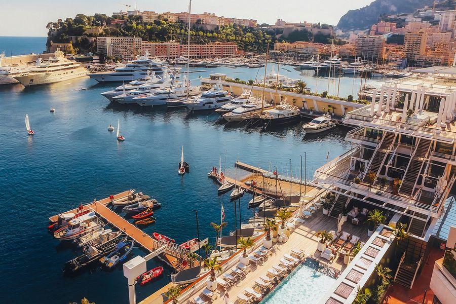 Ferrari Monaco Doets Reizen Afbeelding van MonacoCannes via Pixabay