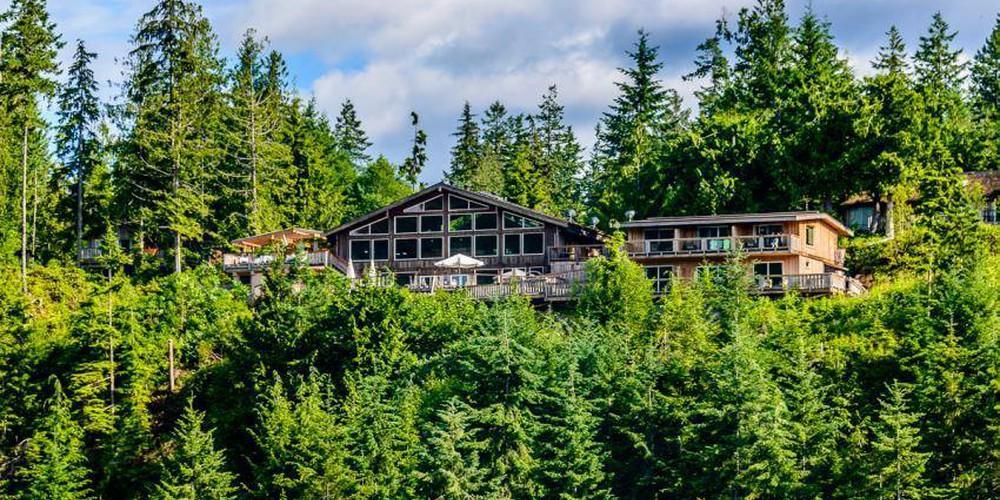 Sunshine Coast - British Columbia - Canada - Doets Reizen
