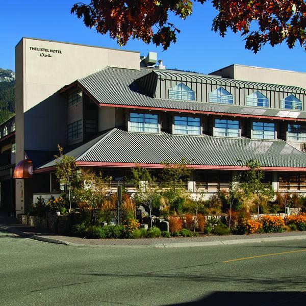 Listel Whistler - buitenkanthotel