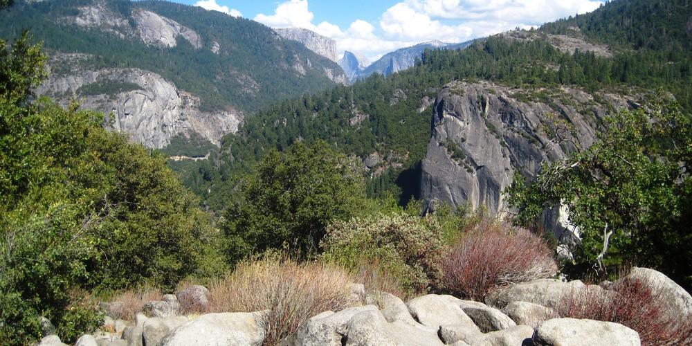 Tioga Pass in California