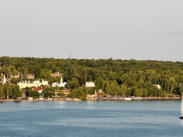 Ephraim - Wisconsin - Amerika - Doets Reizen
