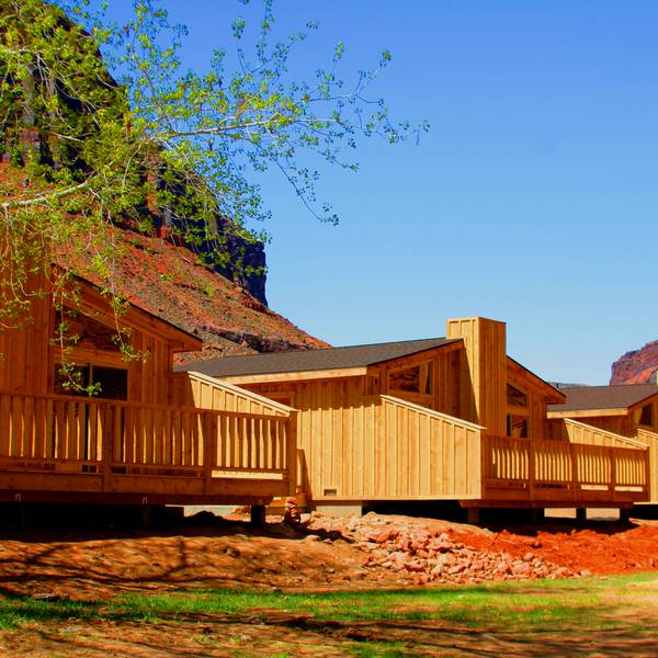 Red Cliffs Lodge - aanzicht