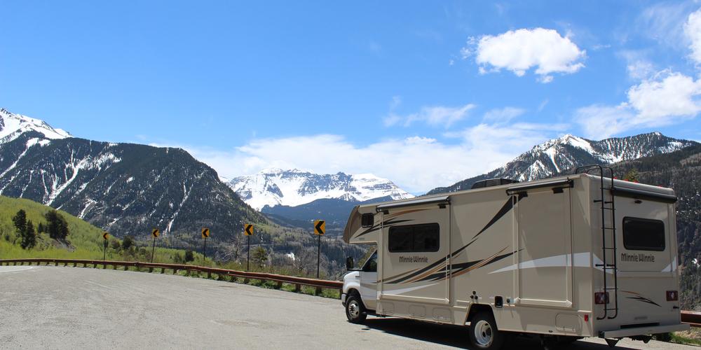 Apollo - Colorado - Camper huren Amerika - Doets Reizen