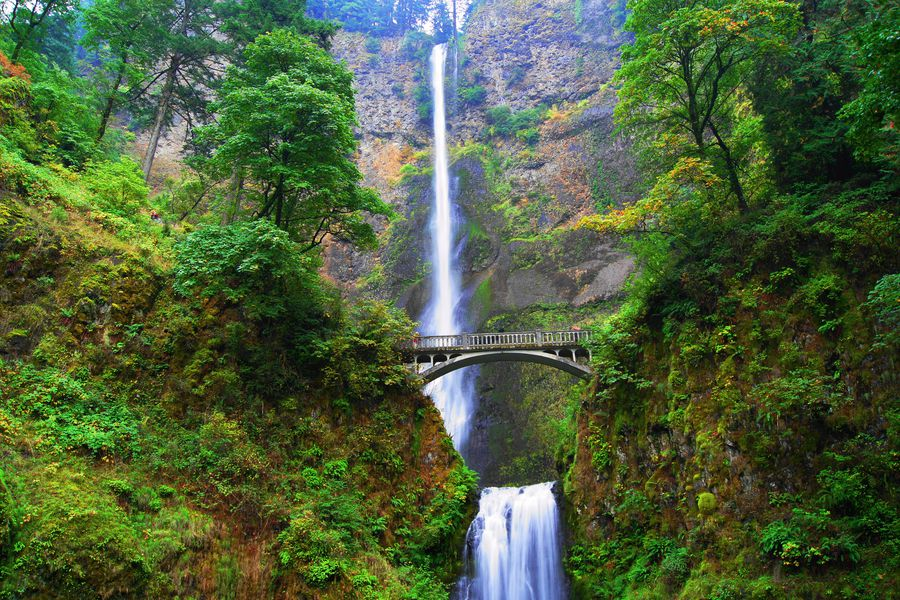 Columbia River Gorge - Oregon - Doets Reizen
