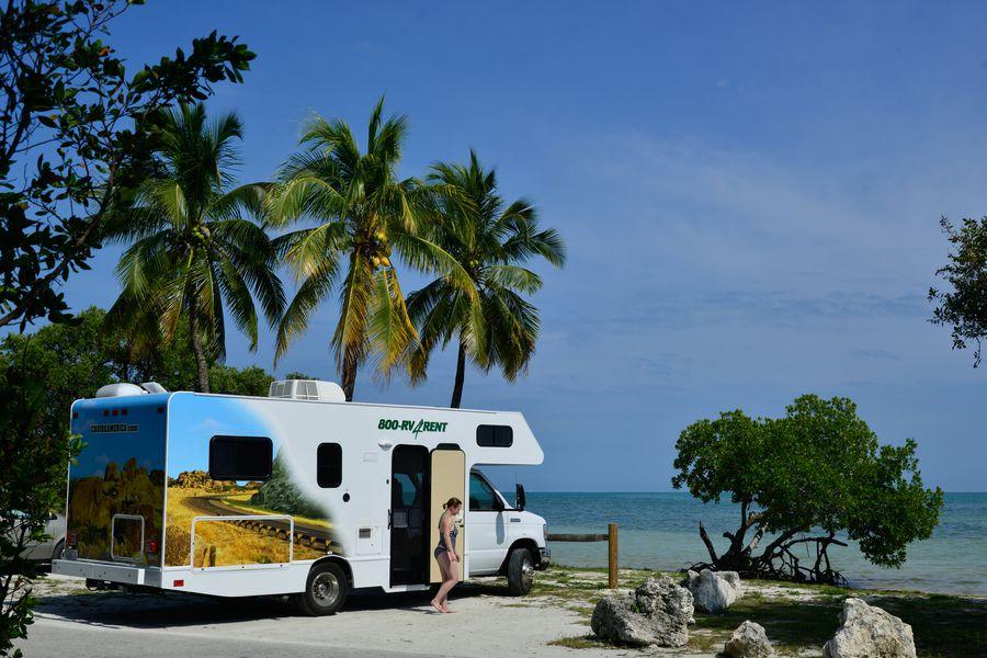 Florida - Cruise America - Camper huren Amerika -Camperreis - Doets Reizen