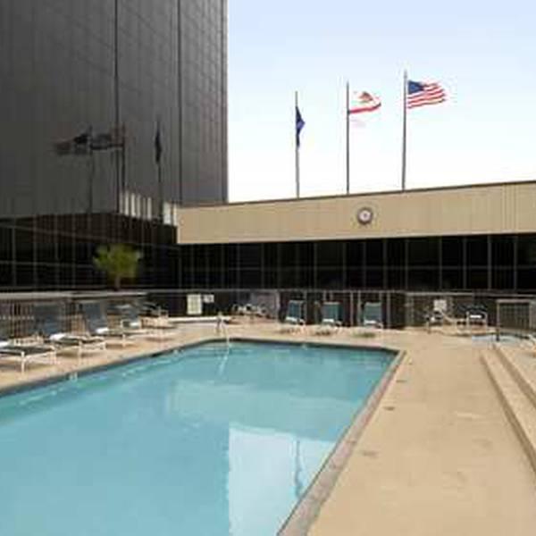 Hilton Los Angeles Airport - pool