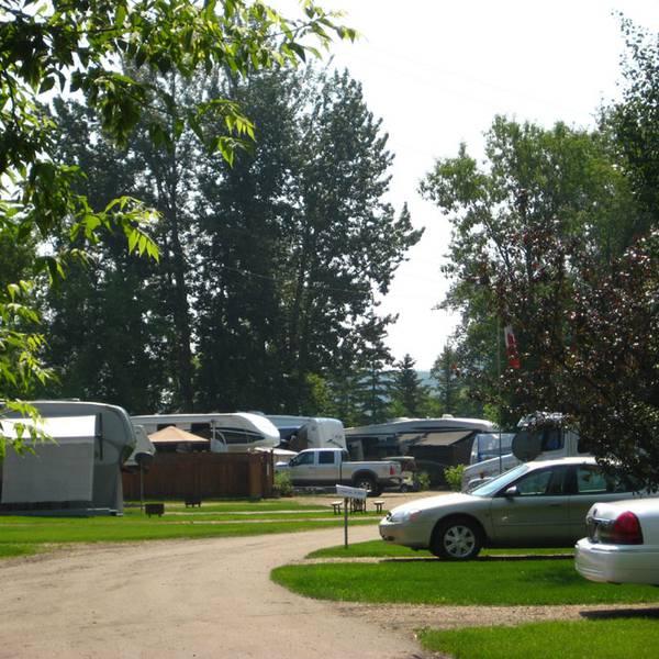 Devon Lions Campground, sfeerbeeld