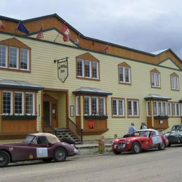 Aurora Inn - buiten