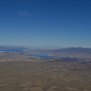 Helikopter vlucht (Grand Canyon), Las Vegas & Fremont Street. - Dag 9 - Foto