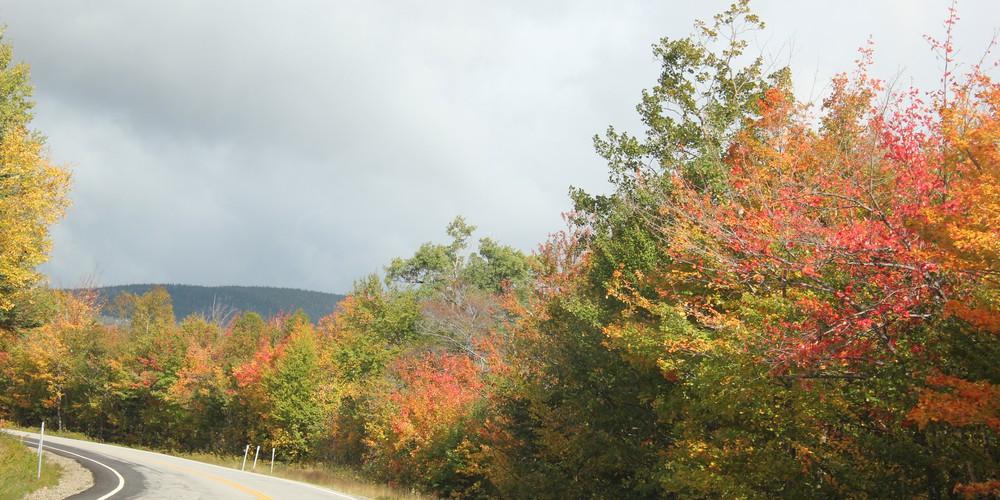 Kancamagnus Highway - White Mountains - New Hampshire - Amerika - Doets Reizen