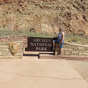 Arches NP - Moab - Dag 10 - Foto